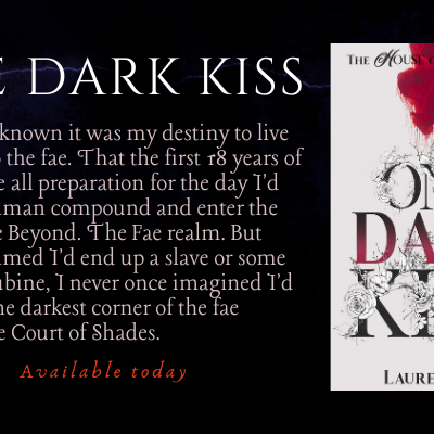 One Dark Kiss Available Now