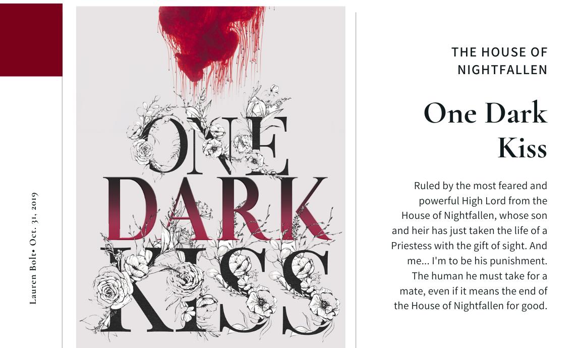 One Dark Kiss