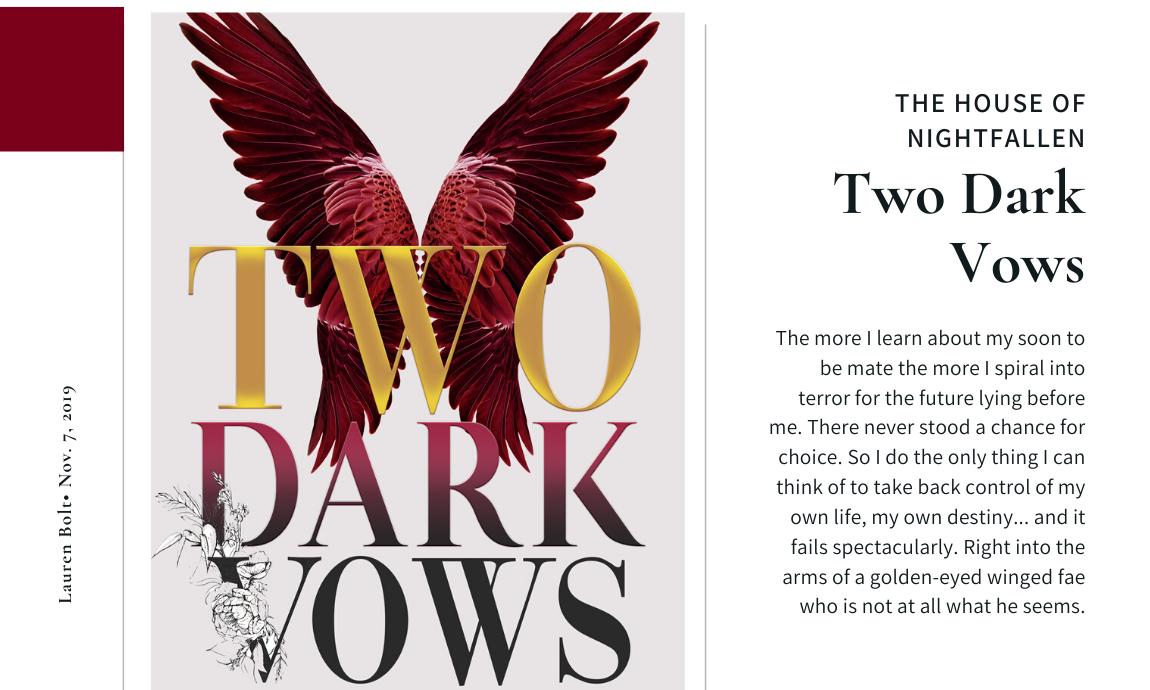 Two Dark Vows